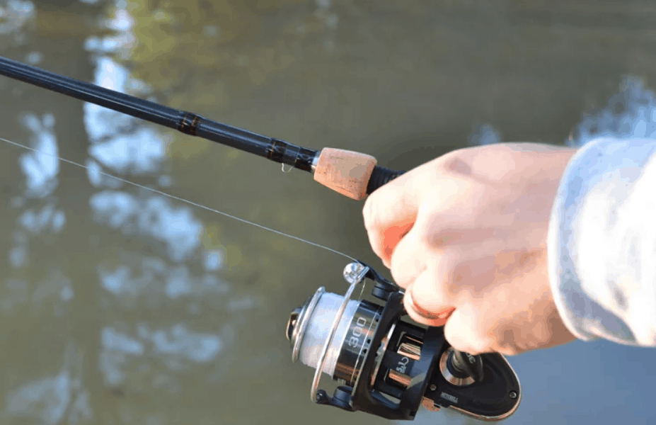 Trout Spinning Reels Factors Body