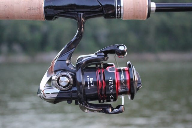 Trout Spinning Reels Line Capacity