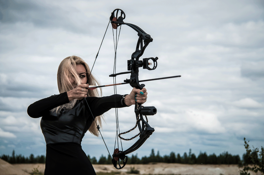 what is a compound bow