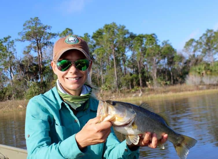 bass summer fishing tips