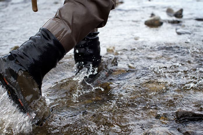 benefits of wading boots