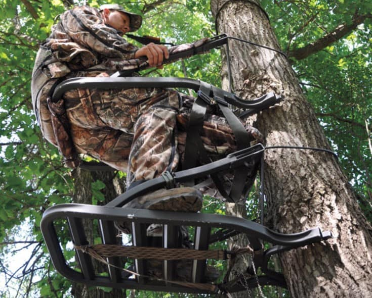Climbing Tree Stand Safety Tips