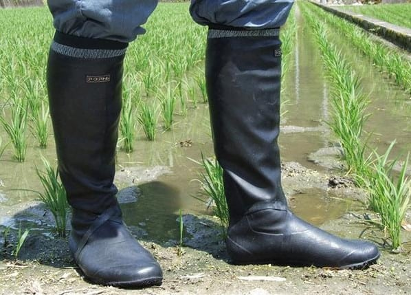 Rubber Boots Perfect For Hunting