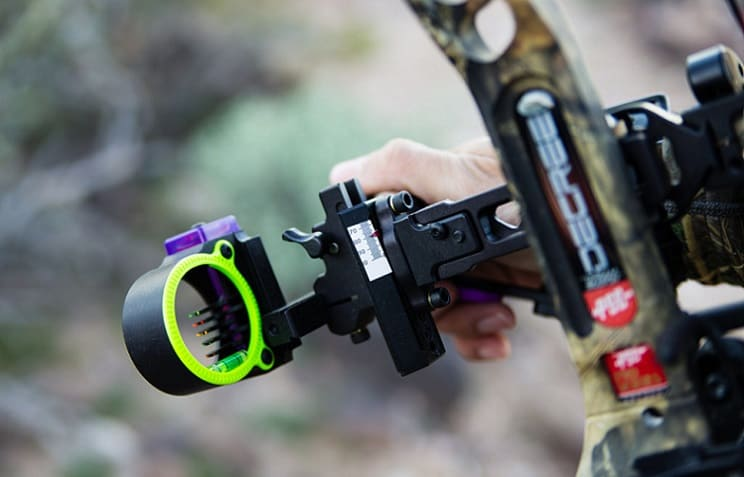 The Best Single Pin Bow Sight