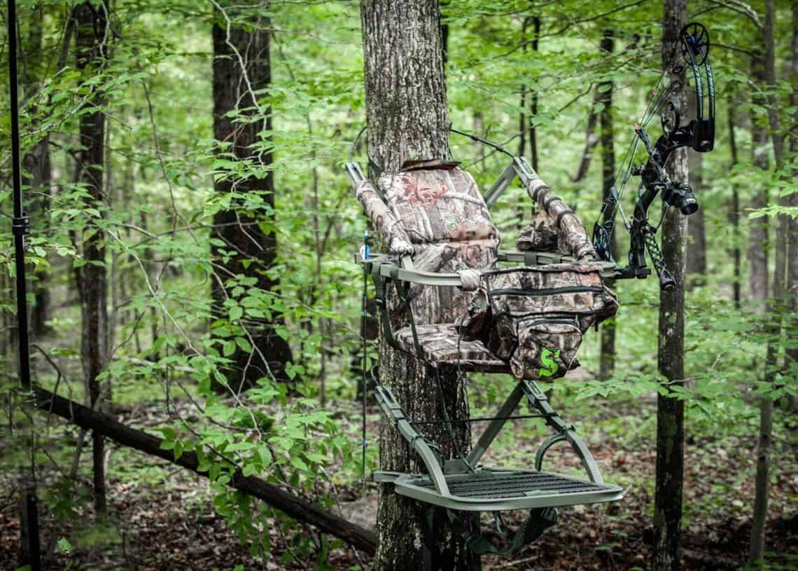 What Is A Climbing Tree Stand