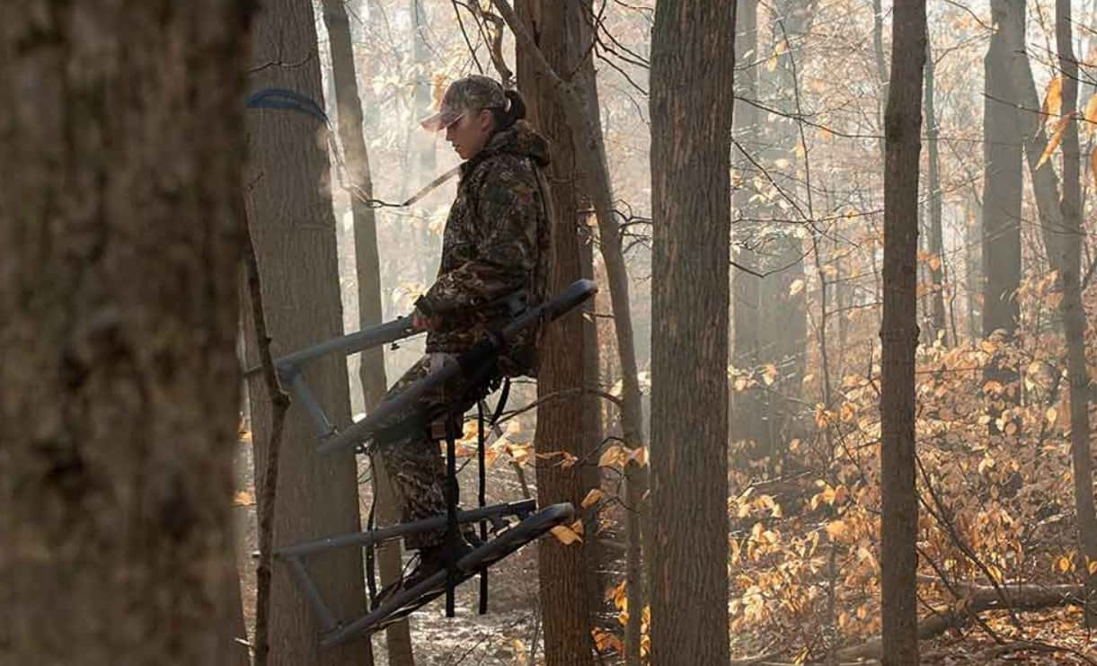 What To Look For When Purchasing A Climbing Tree Stand