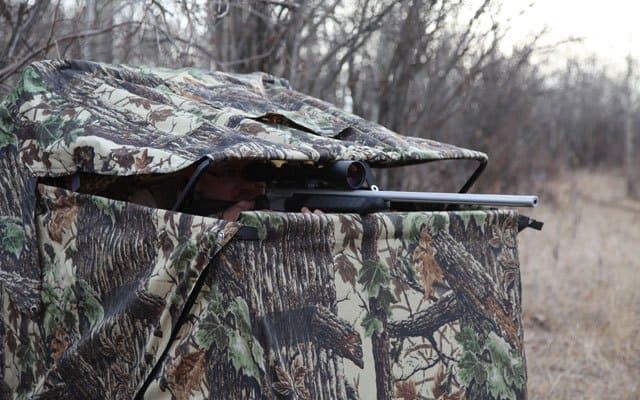 What Is A Hunting Blind Chair