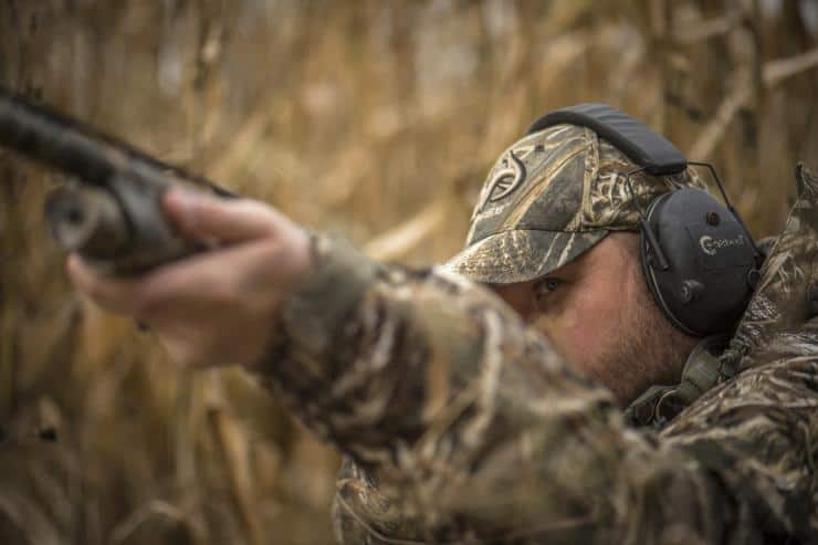 electronic ear protection for hunting