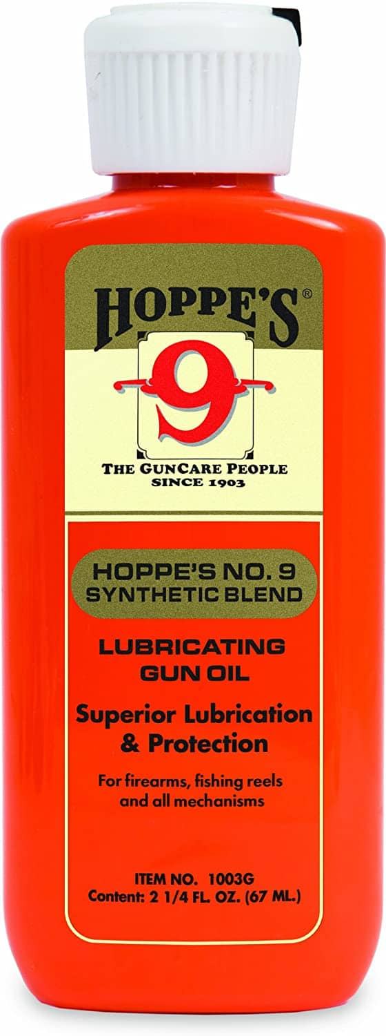 Hoppe's No. 9 Synthetic Lubricating Oil