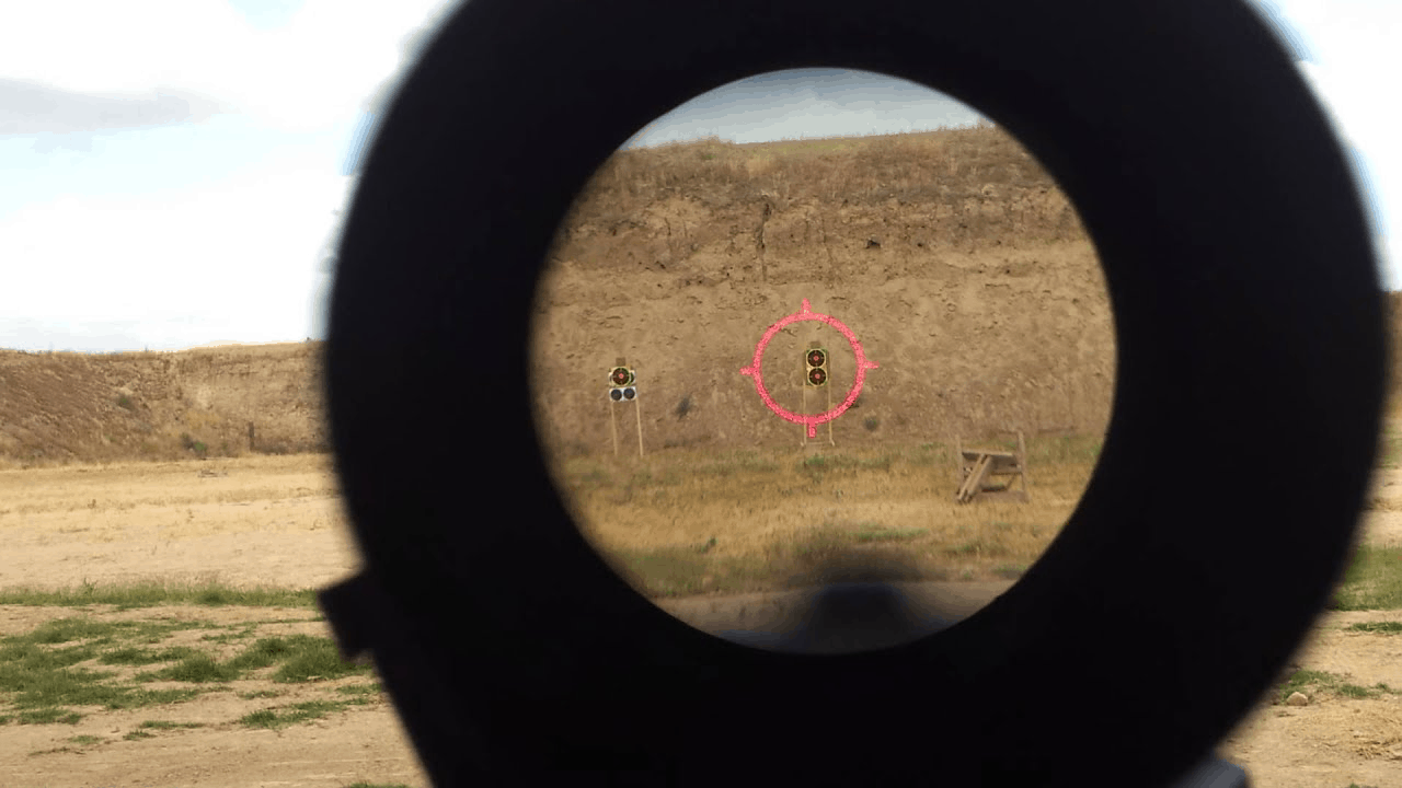magnifier sights