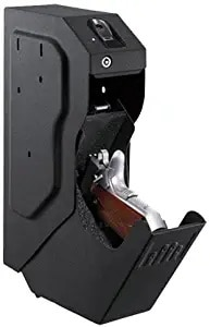 GunVault SpeedVault Biometric Pistol Safe