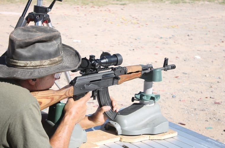 Best Scopes For The AK-47