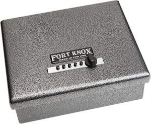 Fort Knox Original Pistol Safe
